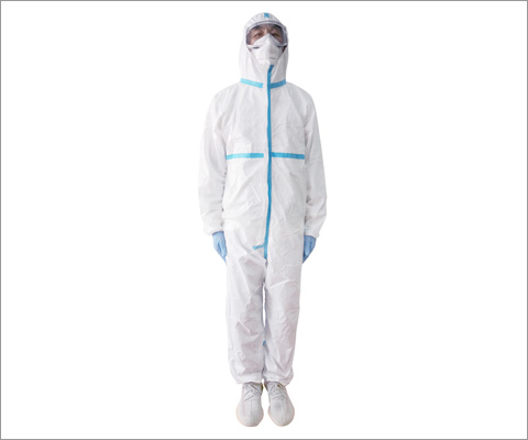 Disposable-Protective-Coveralls